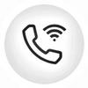 Кнопка Вызовы по Wi-Fi
