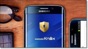 Приложение Samsung Knox