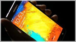Экран Samsung Note 3