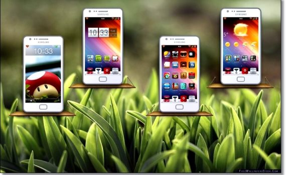 Смартфона Samsung
