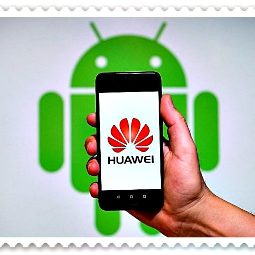 Huawei на марке Android