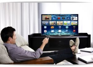 TV по Wi-Fi смартфона