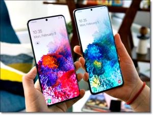 Samsung Galaxy S20 Plus и Samsung Galaxy S20 Ultra