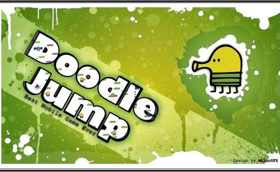 Заставка Игры Dooble Jump