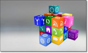 Кубики приложений