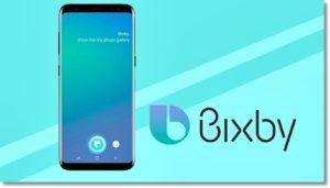 Логотип Bixby
