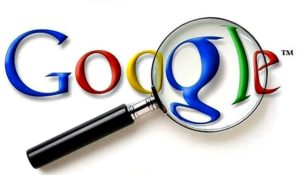 Логотип Поиск Google