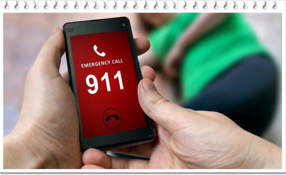 Телефон Службы Экстренной Помощи 911