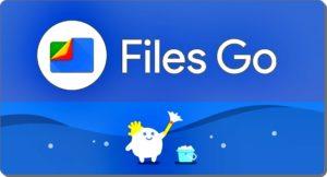 Логотип Google Files Go