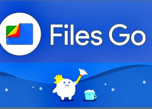 Логотип Google Files Go