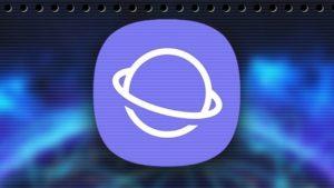 Иконка Samsung Internet Browser