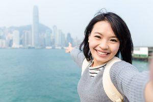 Привет из Гонконга