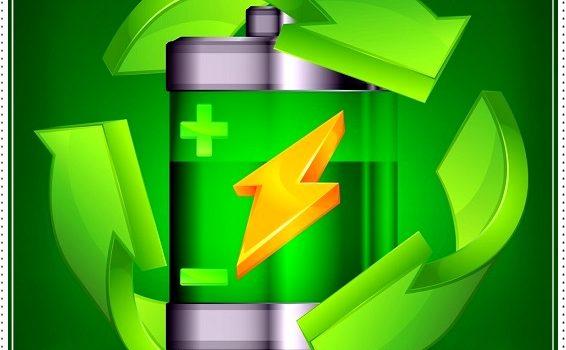 Циклы разрядка-зарядка батареи