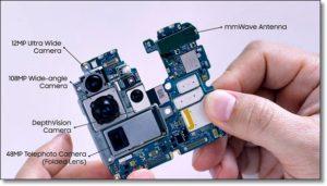 1 Утройство Камеры смартфона