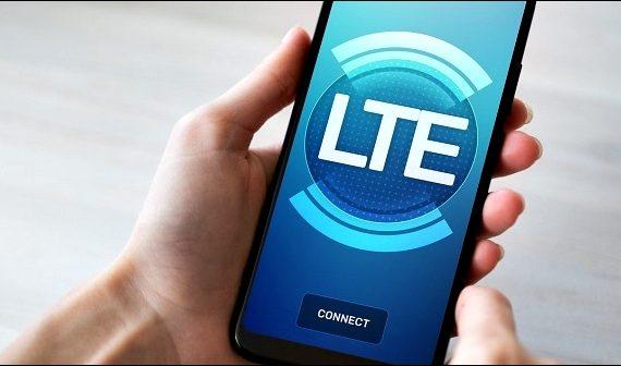 Сеть 4G LTE